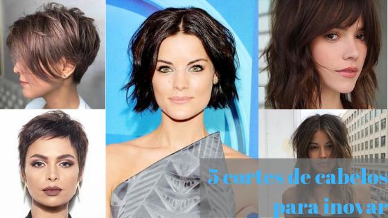 Corte cabelo feminino curto. Quando decidir cortar os cabelos?