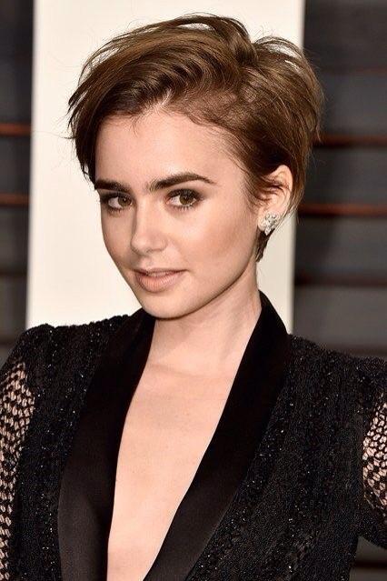 Corte de cabelo feminino pixie 9
