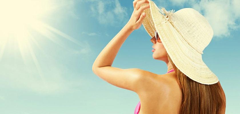 proteja os seus fios para manter a cor dos cabelos
