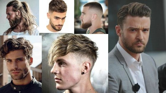 Corte de cabelo masculino / Têndencia