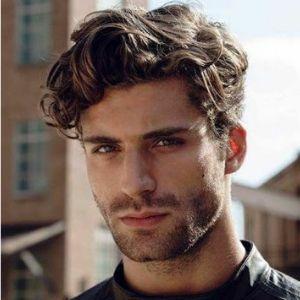 dicas de corte de cabelo masculino messy hair