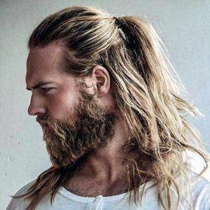 dicas de corte de cabelo masculino ponytail