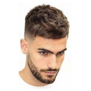 dicas de corte de cabelo  masculino  ceasar
