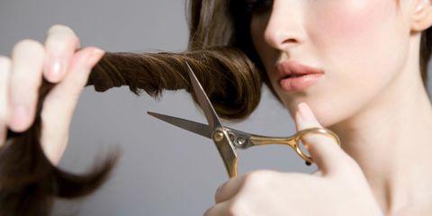 melhor corte de cabelo para rosto redondo