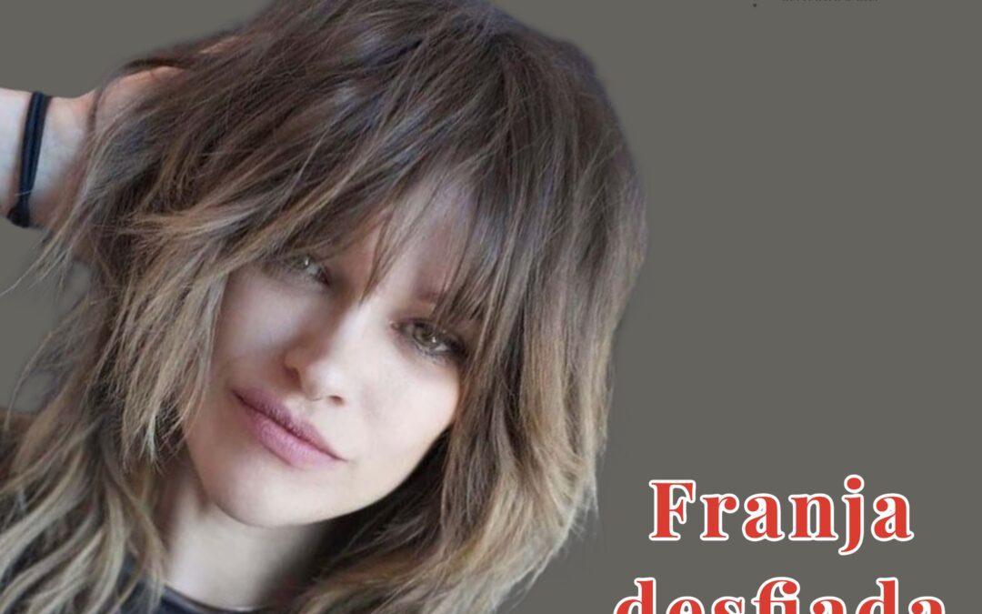 Franja desfiada?